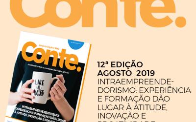 Revista Conte 12ª Edição! Baixe já!